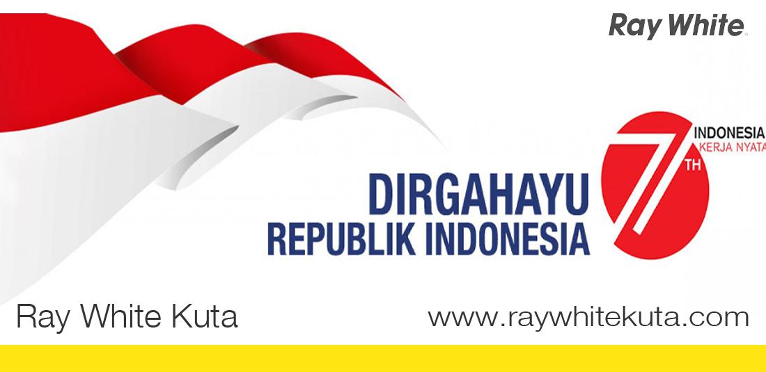 Diragahayu Republik Indonesia ke 71