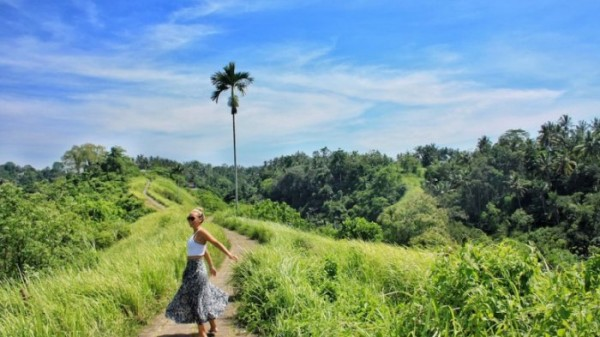 Kalahkan Roma dan Siem Reap, Ubud Masuk Dalam Daftar 15 Kota Terbaik di Dunia