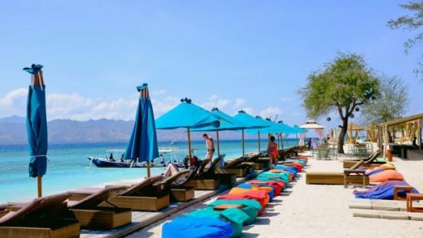 Satukan Bali dan Lombok Kemenhub akan Bangun Pelabuhan di Gili Trawangan