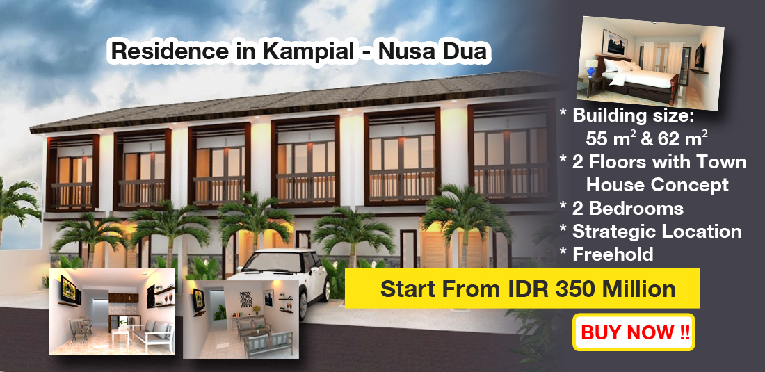 LaLeela Residence Kampial Nusa Dua