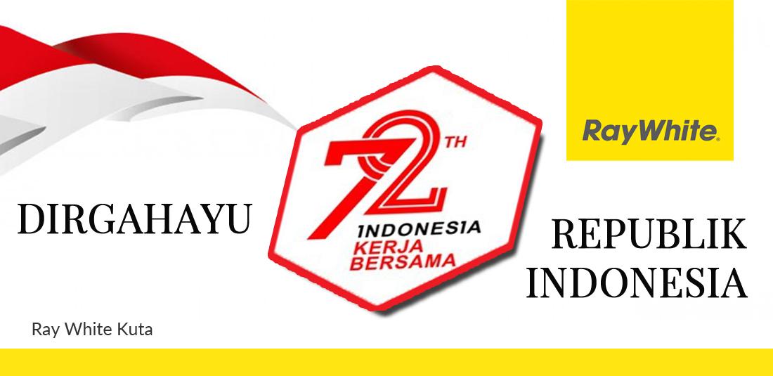 DIRGAHAYU REPULIK INDONESIA KE 72