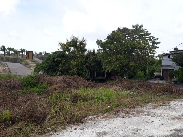 Land For Sale Located At Kampial Nusa Dua