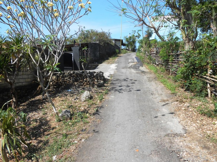 GWK View Land At Bali Cliff Ungasan For Sale