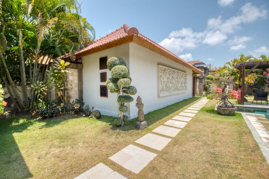 Leasehold 39 Years Villa At Sanur