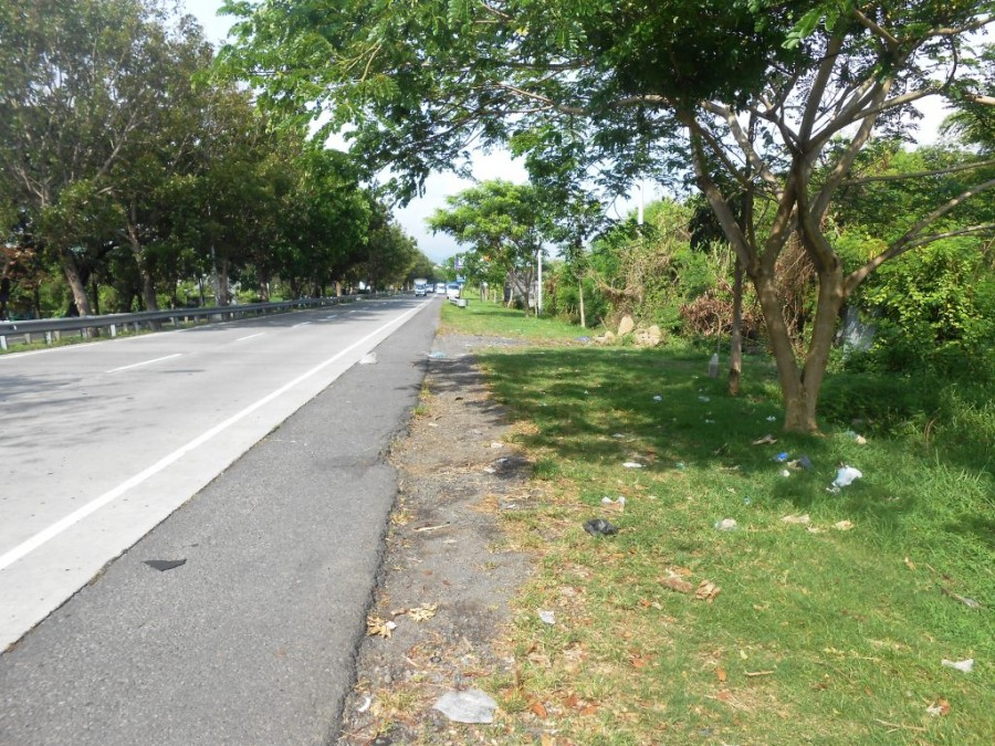 Main Road To Beach Front Land For Sale At Ida Bagus Mantra