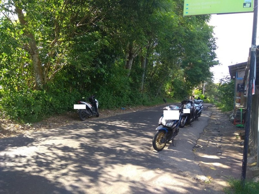Land For Sale At Pecatu Area 200 Meter From Main Road