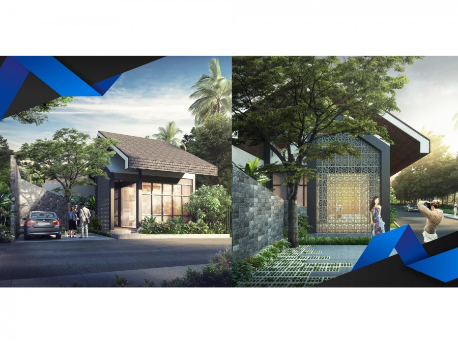 New Project 5 Units Leasehold Villa At Central Seminyak