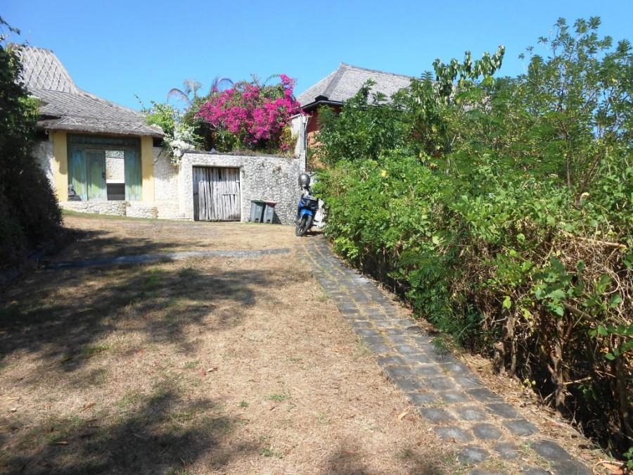 Land With Ocean View For Sale At Uluwatu Area