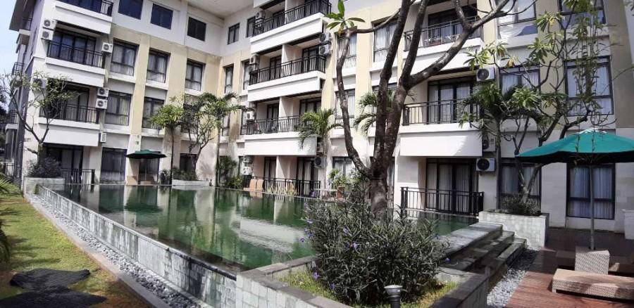 Studio Type Apartment For Sale At Kuta Area