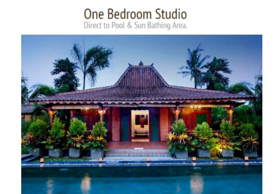 Villa Compound For Sale Near Berawa Beach Canggu