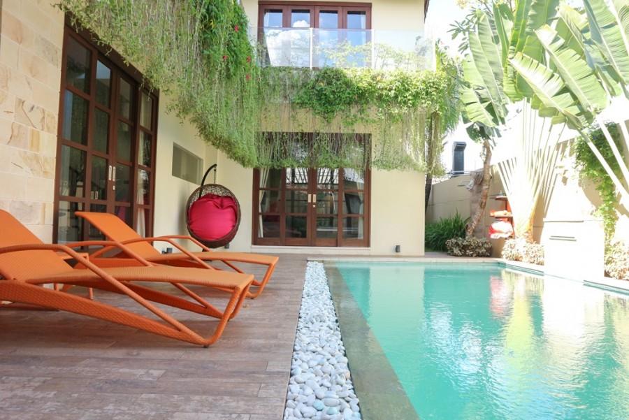 Beautiful Villa For Sale At Keramas Gianyar