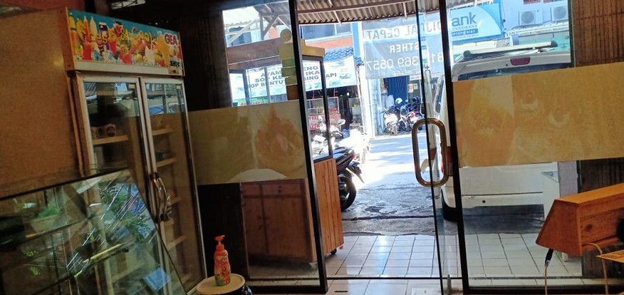 Shop For Sale Located Behind Level 21 Mall Denpasar