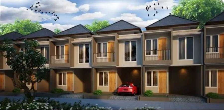 Brand New Minimalist House For Sale  In Jimbaran