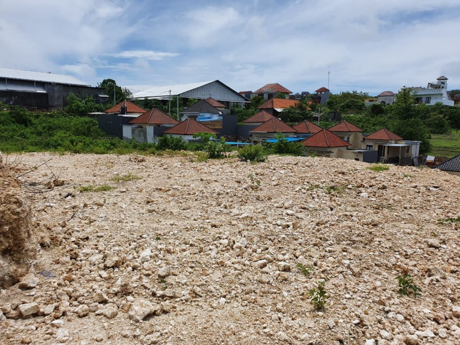 Land For Sale Located In Taman Griya Jimbaran