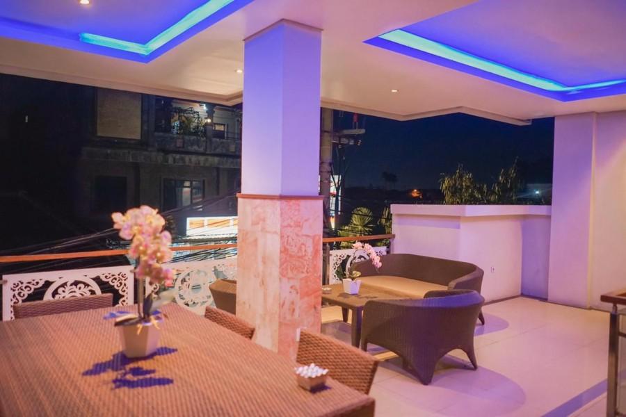 5 Floors Hotel For Sale Located In Kerobokan Area