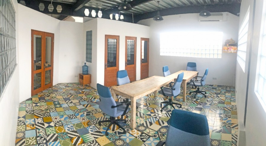 Fully Furnished Office For Rent In Canggu