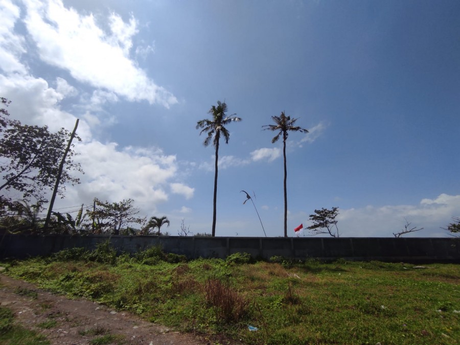 Low Price!! Sea View Land For Sale In Klungkung Villa Area