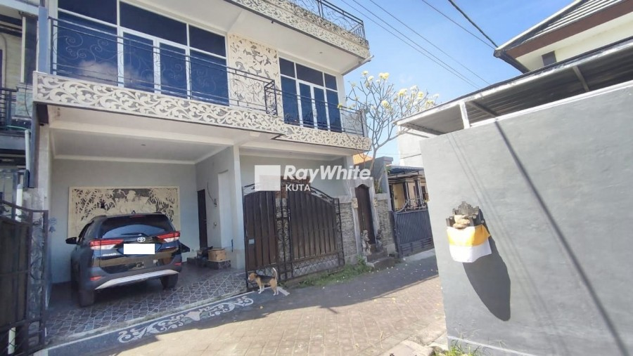 Rice Field View House For Sale In Sempidi