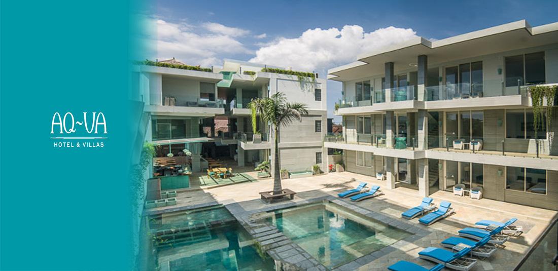 Aqva Legian Apartment